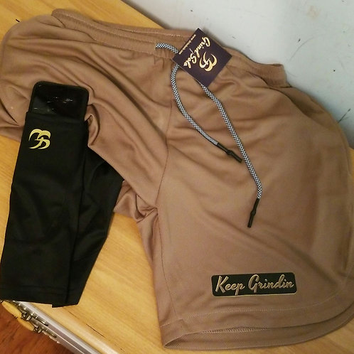 Multipocket Training Shorts