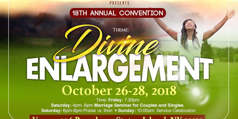 18th Annual Convention