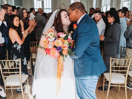 "Katie and Fernado's Vibrant ""I Do"" | April 6th, 2019"