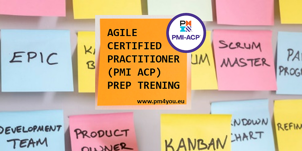 Priprema za certifikaciju Agile Certified Practitioner (PMI-ACP)