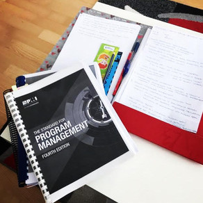 Program Management certification - Think strategy, not tactics!