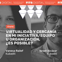 Virtualidad y cercanía en FITS