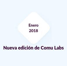 Llega una nueva edición de los Comu Labs junto con Wingu