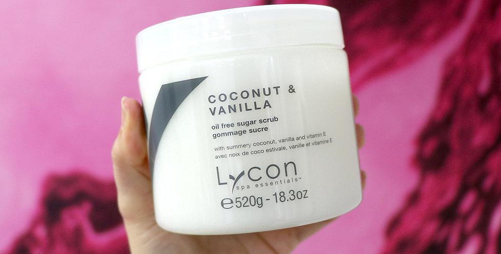 Sugar Scrub - Coconut & Vanilla