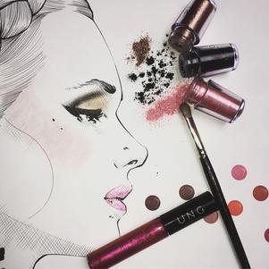 UNG Cosmetics Webshop