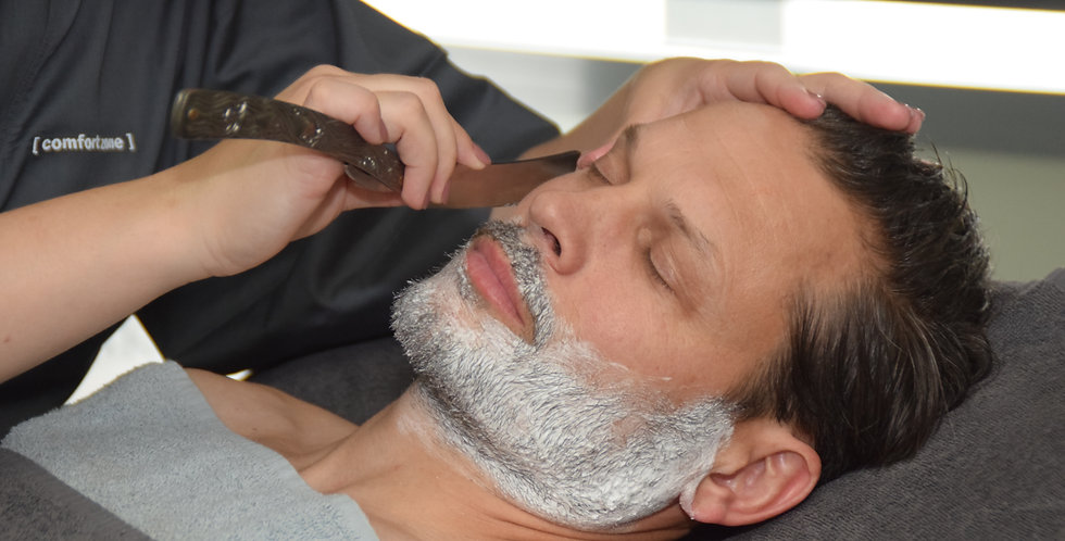 Traditional Japanese Shave - € 58,50