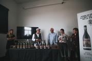 Lancement des Curieux Vino au Studio Shoot.