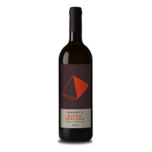 Rosso di Fabbrica 154.50 / caisse 6 bouteilles