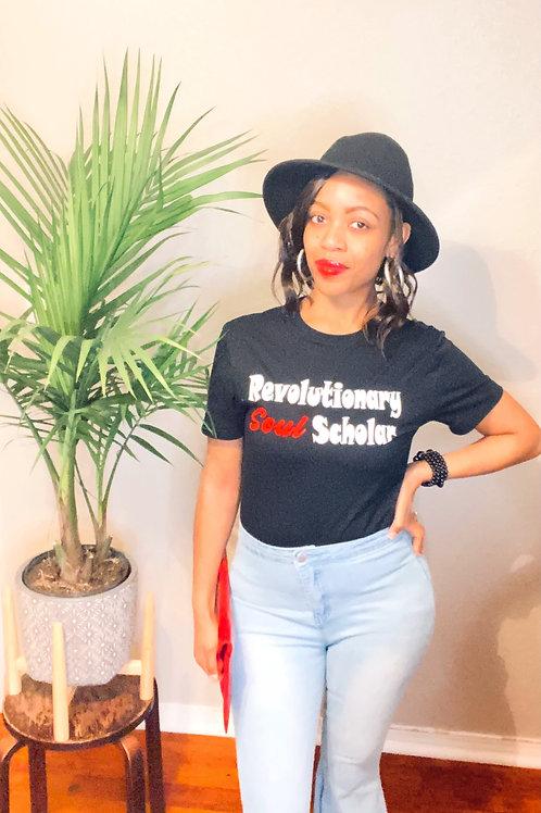 Revolutionary Soul Scholar (T-shirt)