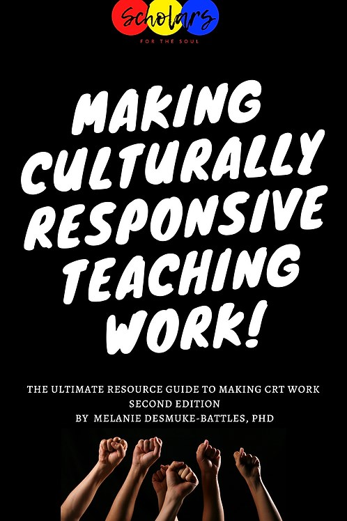 E-Book:  Making Culturally Responsive Teaching Work