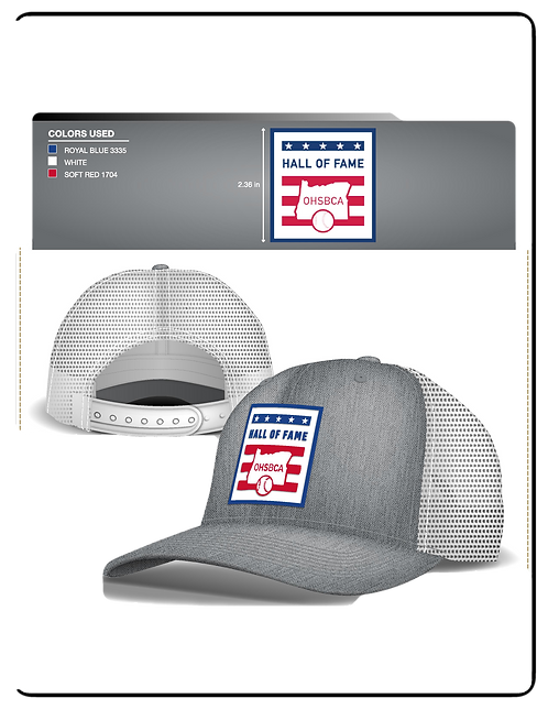 """Official """"State of the Game"""" Hall of Fame Hat"""