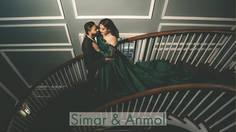Ocean   Simar & Anmol   Civil Wedding