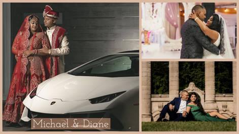 Butterflies | Michael & Diane | Wedding Highlights