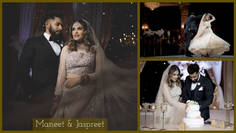 Na Ja Na Ja | Maneet & Jaspreet | Reception Highlights