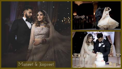 Na Ja Na Ja | Maneet & Jaspreet | Reception Highlights