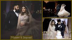Na Ja Na Ja   Maneet & Jaspreet   Reception Highlights
