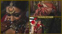 Kanda Kacheya Ne   Davinder & Gurjit   Next Day Edit