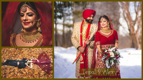 Love Is Ours | Tejpal & Alex | Next Day Edit