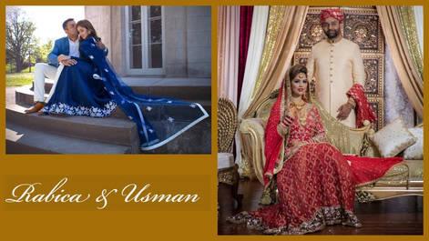 Ek Dil Ek Jaan | Rabica & Usman | Wedding Highlights