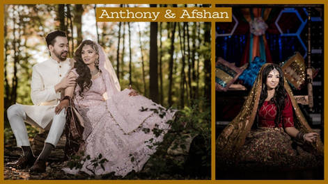 Afreen Afreen | Anthony & Afshan | Wedding Highlights