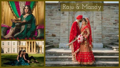 Tu Hi Ah | Raju & Mandy | Wedding Highlights