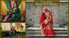 Tu Hi Ah   Raju & Mandy   Wedding Highlights