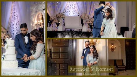 Sip Sip | Rupinder & Harneet | Reception Highlights