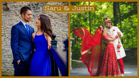 Tere Bin | Saru & Justin | Next Day Edit
