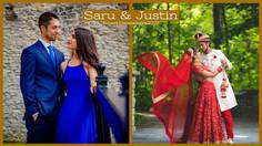Tere Bin   Saru & Justin   Next Day Edit