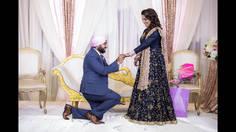 High Rated Gabru   Gurjot & Harleen   Engagement