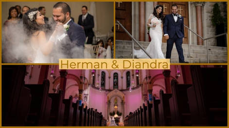 All This Time | Herman & Diandra | Wedding