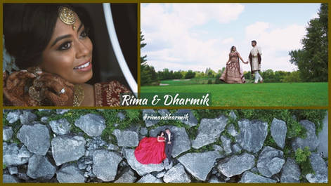 Sunrise | Rima & Dharmik | Next Day Edit