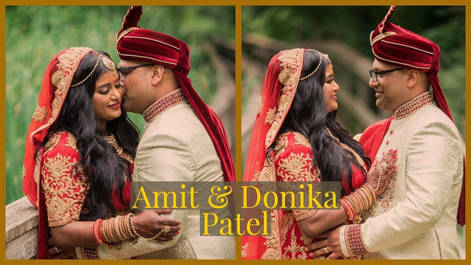 Hold On, We're Going Home | Amit & Donika | Wedding & Reception