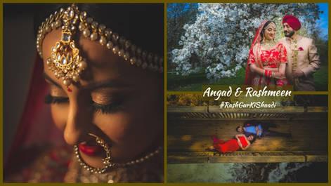Ve Maahi - Kesari | Angad & Rashmeen | Wedding Highlights