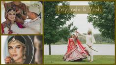 Priyanshi & Yash   Wedding Highlights