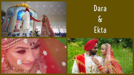 Going Home | Dara & Ekta | Next Day Edit