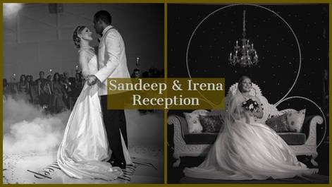 Taki Taki | Sandeep & Irena | Reception