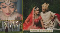 Chashni   Nirmal & Shivangini   Wedding Highlights