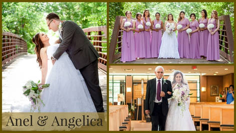I Get To Love You | Anel & Angelica | Wedding & Reception