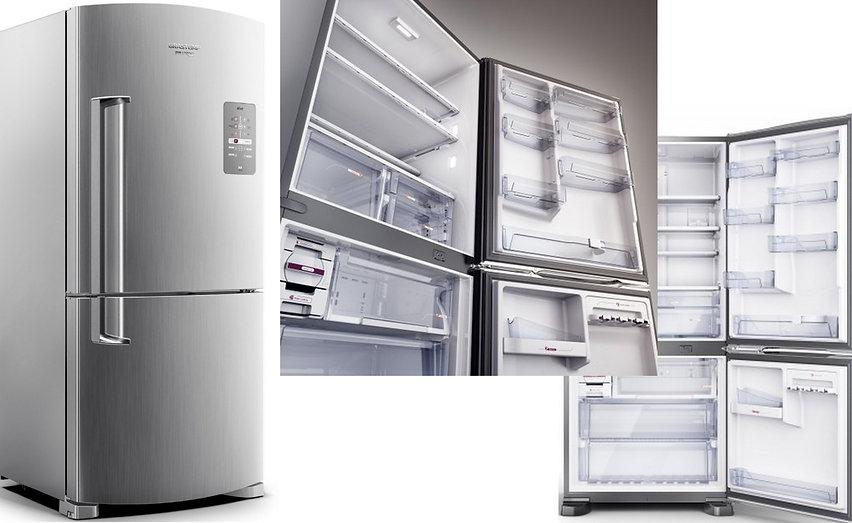 Refrigerador Brastemp  Frost Free 2 Port