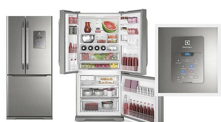 Refrigerador Electrolux DM84X Frost Free