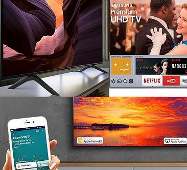 As melhores TVs 55 polegadas e 65 polega