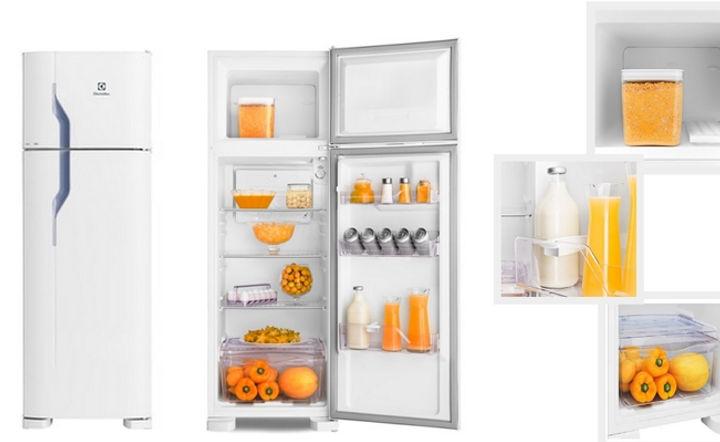 Refrigerador Electrolux Defrost Cycle DC