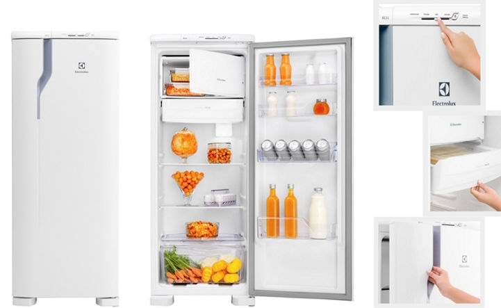 Refrigerador Electrolux RE31 1 porta 240