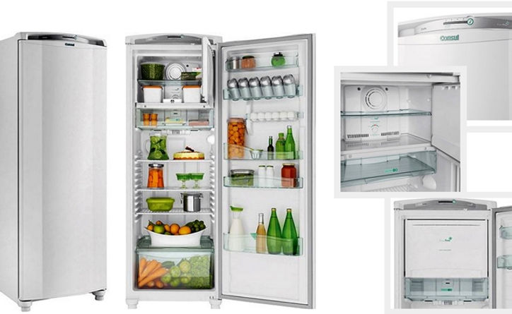 Refrigerador Consul Frost Free Facilite