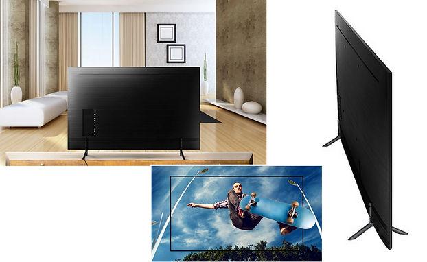 melhor smart TV 4k Samsung 58 polegadas