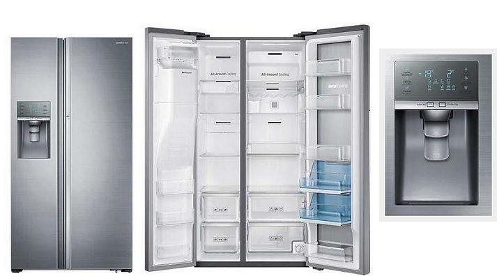 Refrigerador Samsung RH77H90507H Frost F