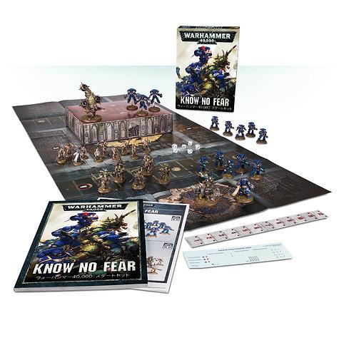 Warhammer 40,000スタートセット:Know No Fear