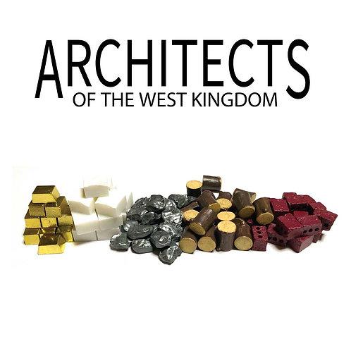 アーキテクツオブ・ザ・ウエスト・キングダム(邦題:西フランク王国の建築家) アップグレード