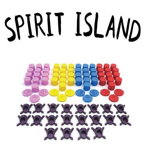Spirit Island アップグレードキット